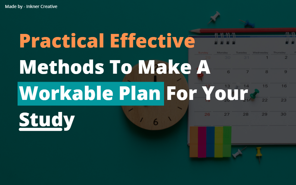 How To Make A Best Plan For Best Performance [Effective Methods]